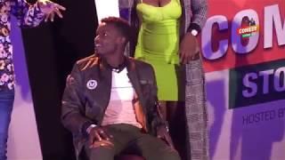 Alex Muhangi Comedy Store August 2019 - Bobi Brown & NiloNilo