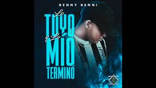 Lo Tuyo y Lo Mio Terminó (Audio)