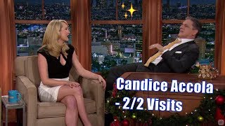 Candice Accola - Quite Attractive - 2/2 Visits In Chronological Order [1080p]