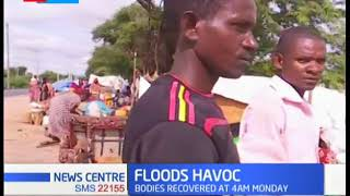 Over 600 families have been displaced in Garissa county | FLOODS HAVOC