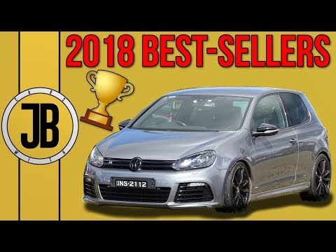 Top 5 Best-Selling Cars Of 2018 (WORLDWIDE)