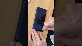 Vbox Premium Tempered Glass Full Glue Samsung J5 Pro - 5D Full Black Cover