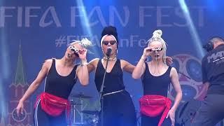 Zivert(#FIFAFanFest,Воробьёвые Горы,26.6.18)