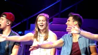 Звёзды канала Nickelodeon, big time rush Worldwide Charlotte 7/9/13