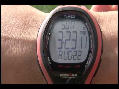 387ce464989e Timex Ironman Sleek 150-lap Watch Review - Action.News ABC Action News  Santa Barbara Calgary WestNet-HD Weather Traffic