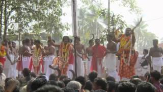 Thara Pooja - A Ritual of Kodungalloor Bharani, Thrissur