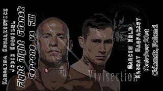 The MMA Vivisection - UFC Gdansk: Cerrone vs. Till picks, odds, & analysis