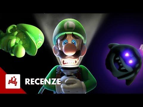Luigi's Mansion 3 - Recenze