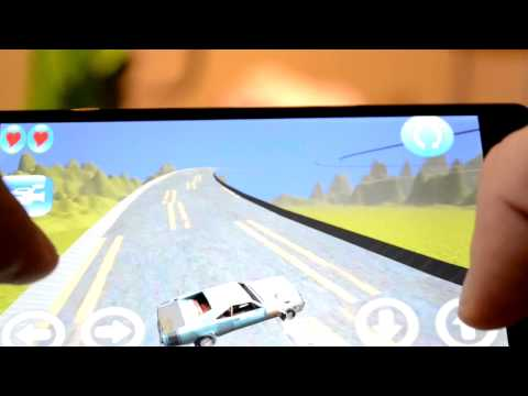 Video of Crash race