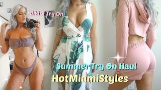 SUMMER HAUL/// HotMiamiStyles /// TRY ON