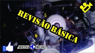 Revisão Básica kombi 1600