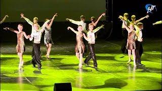 Танцевально-спортивный клуб «Виктория» отметил 20-летие