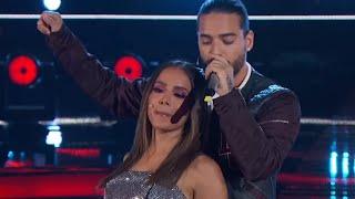 Maluma - Corazón Ft. Anitta | La Voz Mexico