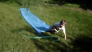 Slip sliding away