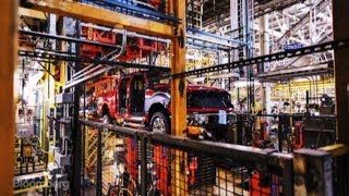 Watch How a Custom F-150 Gets Built... in 20 Hours