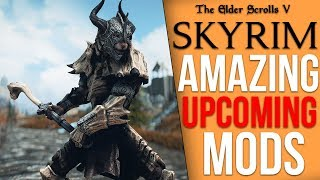 8 of the Massive and Exciting Mods Coming to Skyrim (DLC Sized Mods)