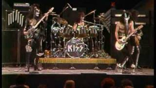 Kiss Black Diamond 1975