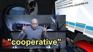 Random Portal 2 Bullshittery