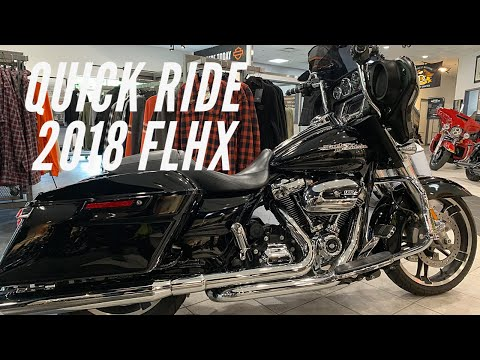 2018 Harley-Davidson Street Glide® in Portage, Michigan - Video 1