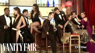 Behind the Scenes: 2011 Hollywood Issue Cover Shoot - Video Youtube