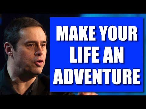 Olympic Motivational Speaker Ruben Gonzalez - Making Your Life an Adventure