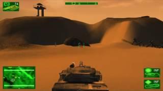 videó Desert Thunder