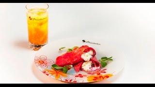 Свекольные блинчики и чайный напиток видео рецепт