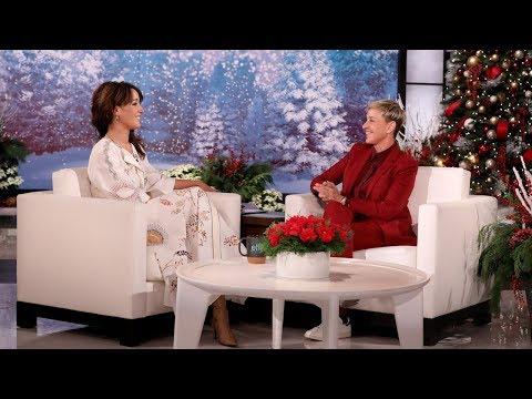 Jennifer Beals Shows Off Her Odd Musical Talent