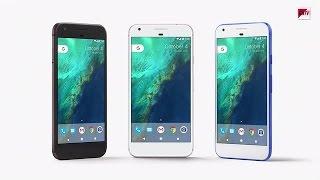 Google stellt Pixel, Home und WiFi vor