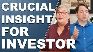 CRUCIAL INSIGHT FOR INVESTORS: Robert Kientz (Seeking Alpha) Interviews Lynette Zang