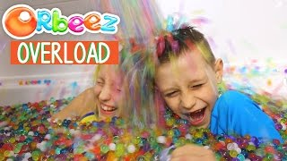 Orbeez Bath Explosion!!!