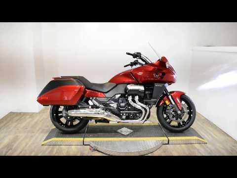 2014 Honda CTX®1300 Deluxe in Wauconda, Illinois - Video 1
