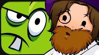 Zombey & GermanLetsPlay entdecken eine neue WELT! ☆ Plants vs. Zombies 2