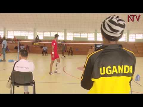 Team Uganda dominating All Africa University games