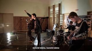 Video BEZ ŠANCE - Končíš Kámo (EP Končíš Kámo 2019)