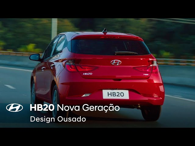 Vídeo thumbnail | HB20X Nova Geração