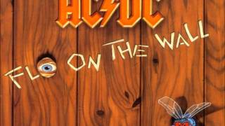 AC DC - Playing with Girls (Fly on the Wall)