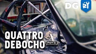 How To Design and Bend a Roll Cage | Debocho [S1 E11]