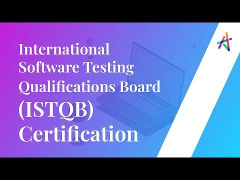Webinar | Software Testing Qualifications Board (ISTQB)