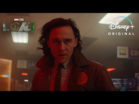 Miss Minutes Teaser - Marvel Studios' Loki - Disney+