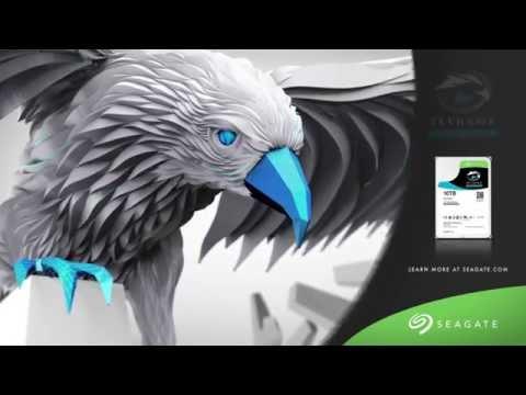 """Seagate SkyHawk (4To, 3.5"""")"""
