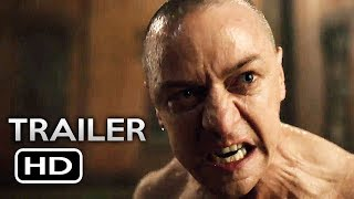GLASS Official Trailer 2 (2019) M. Night Shyamalan Thriller Movie HD