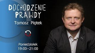 Dochodzenie prawdy – odc. 17 – Tomasz Piątek –  o rosyjskiej koronawirusowej szczepionce Sputnik V. Agnieszka Bryc
