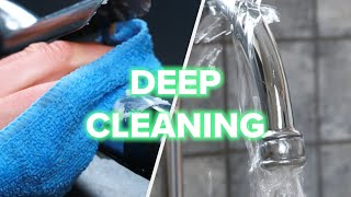 12 Deep Cleaning Hacks For Your Home