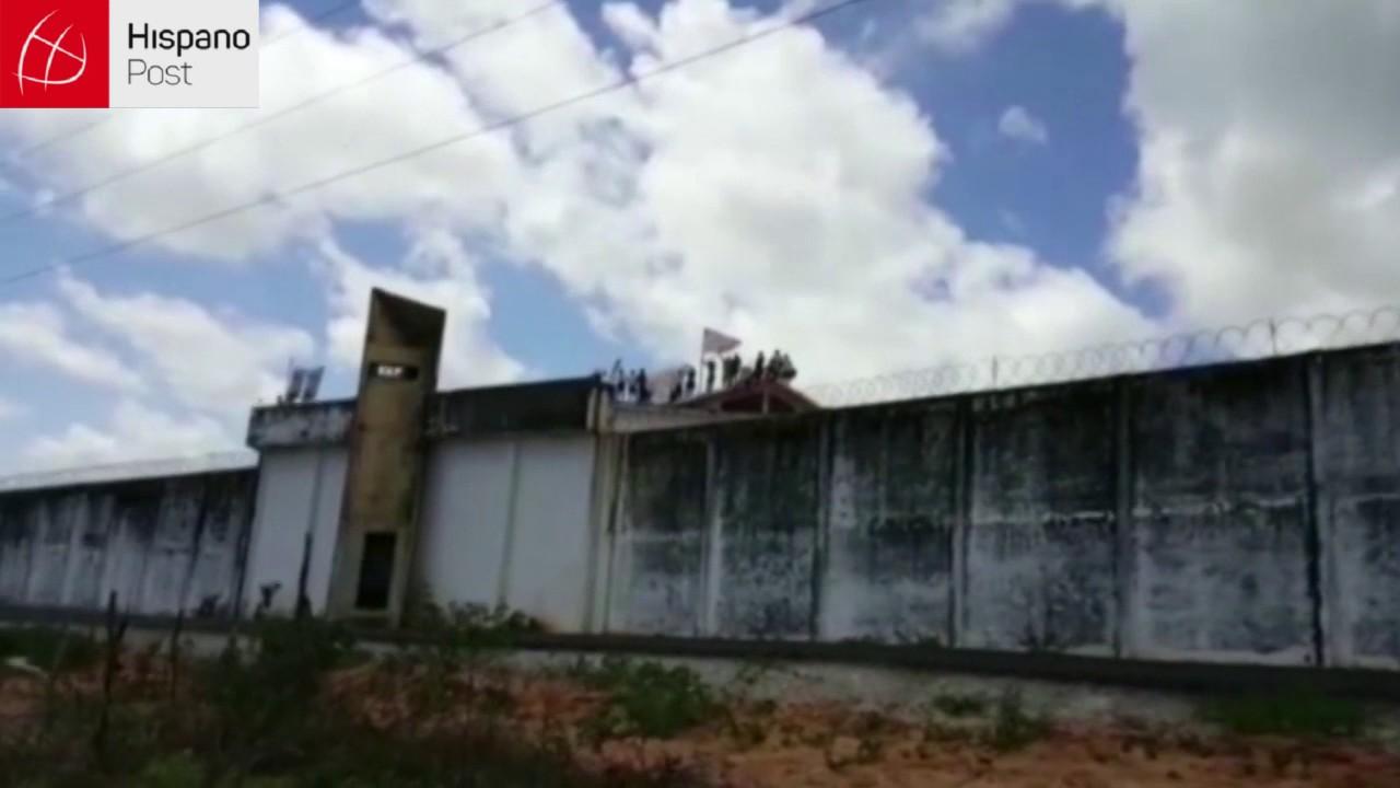 Presos se amotinan en cárcel donde murieron 26 personas