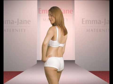 Emma Jane бюстгальтер для кормления 411 чёрный
