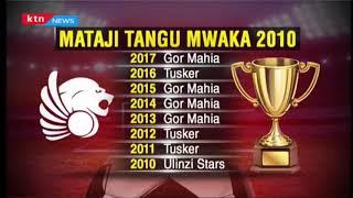 Mataji katika Ligi Kuu ya Kenya tangu Mwaka 2010   Zilizala Viwanjani