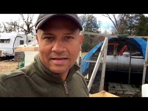 How To Make A Super Insulated Dog House Using Rigid Foam And Crates Off Grid