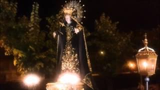 preview picture of video 'Processione dell Madonna Addolorata per le vie di Sora'
