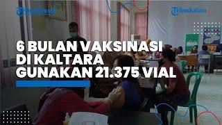 6 Bulan Vaksinasi Covid-19 di Kaltara, Telah Gunakan 21.375 Vial, Vaksinasi Lansia Masih Terhambat